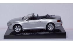 1:43 BMW 6-series 645i Cabriolet 2004 год