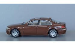 1:43 BMW 7-series (E65), 2001–2008 Cararama