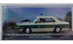 1:43 BMW 5-series кузов Е28 Polizei