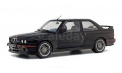 BMW 3-series M3 E30 Sport Evolution Black 1990 год 1:18 - двери открываются!