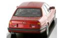 1:43 BMW 7-series 7 серия кузов E32 - 1986 год, масштабная модель, 1/43, Minichamps