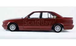 BMW E34 5-series Minichamps 1:18 - все открывается!