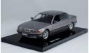 BMW 750i E38 7 series 7 серия 1:24 MINICHAMPS - все открывается!, масштабная модель, 1/24