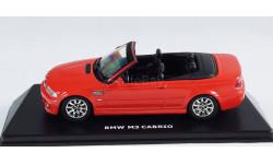 1:43 BMW 3-series M3 E46 Cabriolet