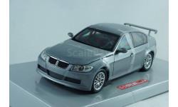 BMW 3-series E90 1:18 - двери и капот открываются!