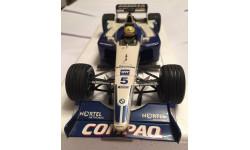 BMW F1 Формула 1 FW23 Ralf Schumacher 1:18 упаковка c автографом гонщика!