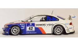 1:43 BMW M3 GTR E46 - BMW MOTORSPORT