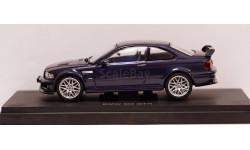 1:43 BMW M3 GTR E46 - Капот открывается