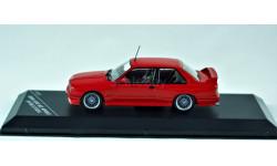 1:43 BMW 3-series M3 E30 Sport - 1989 год