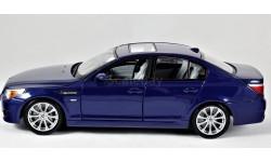 BMW M5 E60 - 1:18 - все открывается! руль поворачивает колеса, масштабная модель, Maisto-Swarovski, scale18