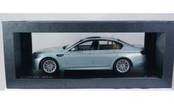 BMW M5 F10 5-series 1:18, масштабная модель, Paragon Models, 1/18