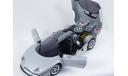 BMW M 12 ItalDesign NASCA 1:18 Revell Metal - все открывается!, масштабная модель, Revell (модели), 1/18