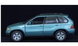 1:43 BMW X5 - Двери открываются!