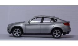 1:43 BMW X6, масштабная модель, 1/43, Welly