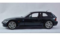 BMW Z3 - 1:18 - двери и капот открываются! руль поворачивает колеса