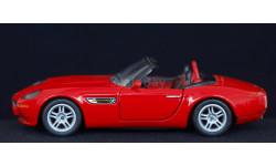1:43 BMW Z8 - Двери открываются!