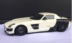 Mercedes BRABUS 700 Biturbo 1:43 Мерседес-Бенц, масштабная модель, 1/43, Schuco