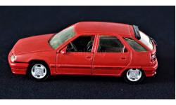 Citroen ZX - двери открываются!, масштабная модель, Citroën, Solido, 1:43, 1/43
