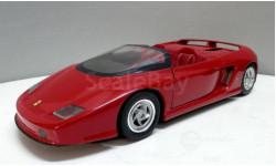 Ferrari Mythos Pininfarina 1:43 Раритет