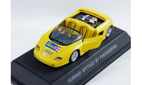 Ferrari Mythos Pininfarina 1:43 Revell, масштабная модель, scale43