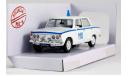 1:43 FIAT 125 - Полиция - Коллекция Польша, масштабная модель, Kolekcja PRL, 1/43