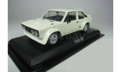 1:43 FIAT 131 ABARTH - 1976 год, масштабная модель, Del Prado (серия Городские автомобили), scale43