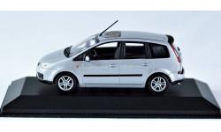 1:43 FORD C-Max 2003 год - Первое поколение до рестайлинга! - редкий! Minichamps в дилерской упаковке Форд, масштабная модель, scale43