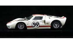 Ford GT40 - Le Mans 1966 - Капот открывается! 1:43