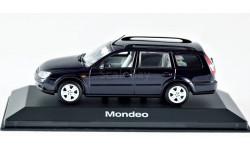 1:43 FORD Mondeo MKIII Turnier Универсал - редкий! Minichamps в дилерской упаковке Форд, масштабная модель, scale43