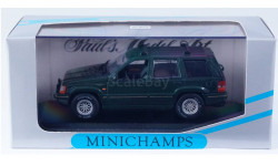 1:43 Jeep Grand Cherokee Minichamps