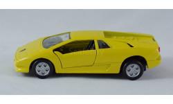 1:43 Lamborghini Diablo - двери открываются!, масштабная модель, Maisto, 1/43