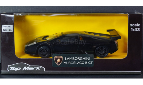 1:43 Lamborghini Murcielago R-GT, масштабная модель, Top Mark, 1/43