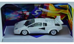 Lamborghini Countach White 1:43