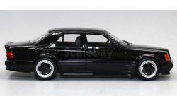 Mercedes 124 sedan W124 1:18