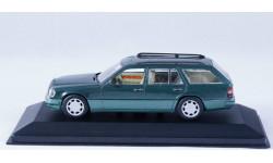 1:43 Мерседес Бенц Mercedes Benz W 124 E Class E280 Break Wagon TE Универсал, масштабная модель, Mercedes-Benz, Minichamps, 1/43