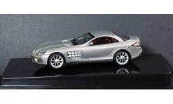 1:43 Mercedes SLR McLaren - AUTOART в дилерском боксе Mercedes Benz!, масштабная модель, Mercedes-Benz, 1/43