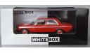 1:43 Mercedes W123, масштабная модель, Mercedes-Benz, WhiteBox, 1/43
