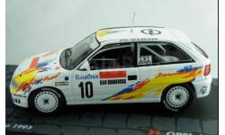 1:43 OPEL Astra GSI 16V Rally Monte Carlo 1993 год