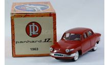 Panhard 1Z - 1963 год 1:43 NOREV, масштабная модель, 1/43