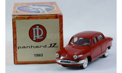 Panhard 1Z - 1963 год 1:43 NOREV