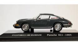 1:43 PORSCHE 911 - 1965 - Porsche Museum, масштабная модель, 1/43