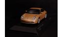 1:43 PORSCHE 911 (996) Carrera 4, масштабная модель, scale43, Minichamps