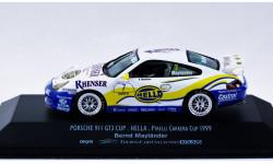 PORSCHE 911 GT3 CUP Porsche Carrera Cup - Porsche Zentrum Koblenz ONYX 1:43
