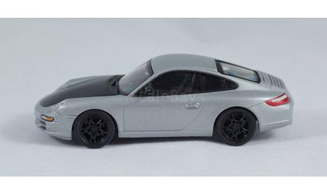 PORSCHE 911 997 Carrera S 1:43 Schuco, масштабная модель, 1/43