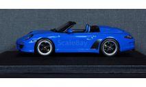 1:43 PORSCHE 911 (997) Speedster - MINICHAMPS, масштабная модель, scale43