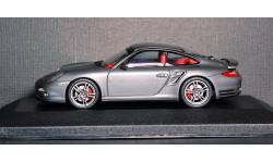 1:43 PORSCHE 911 (997) Turbo - Minichamps