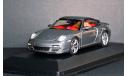 1:43 PORSCHE 911 (997) Turbo - Minichamps, масштабная модель, 1/43