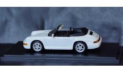 1:43 PORSCHE 964 Cabriolet - 1989 год