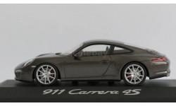 1:43 PORSCHE 911 (991) Carrera 4S - Minichamps