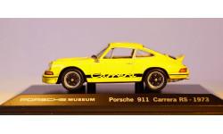 1:43 PORSCHE 911 Carrera RS 1973 год - Porsche Museum